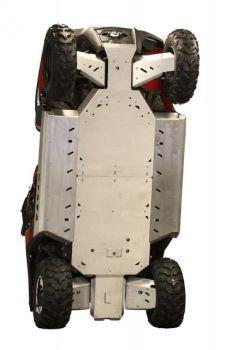 Skid plates full kit - Polaris RZR 800