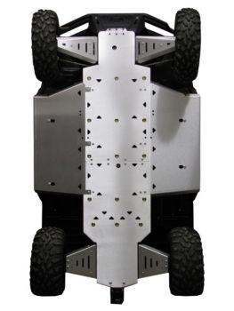 Skid plates full kit - Polaris 900 Diesel Ranger