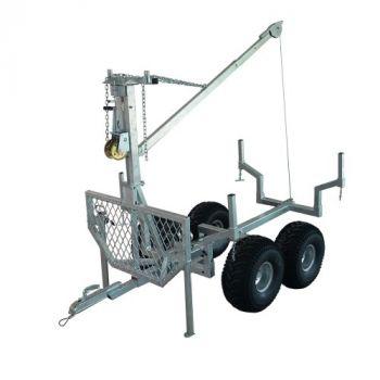 ATV timber trailer / Log trailer / Lumber trailer