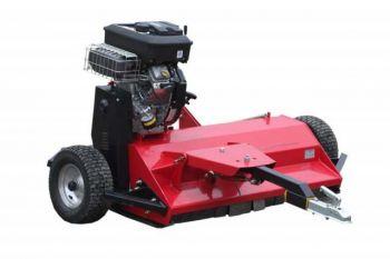 ATV flail mower, 18hp Briggs & Stratton V2 engine
