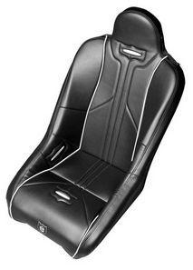 Pro Armor SEAT BLACK INCL White STITCHING