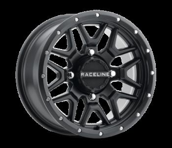 Raceline - SIMULATED BEADLOCK KRANK 14X7 4/110 ATV rim