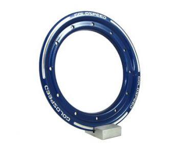 GS:BEAD-LOCK RING 8-INCH BLUE