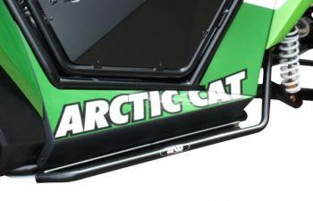 NERF BAR P4 BLACK WILDCAT 1000