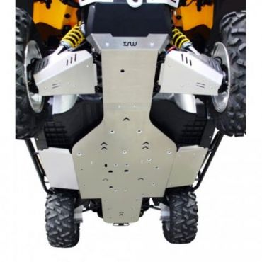 Full ALU Skid Plate - CAN-AM Commander 1000XT/800R
