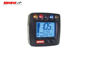 Koso XR-S 01 digital mutlifunction speedometer