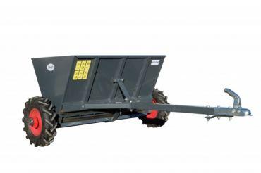 ATV sand / salt spreader