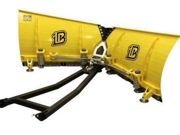 V-Plow snow plough 150cm