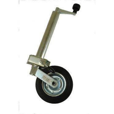 Jockey wheel for Flail mower