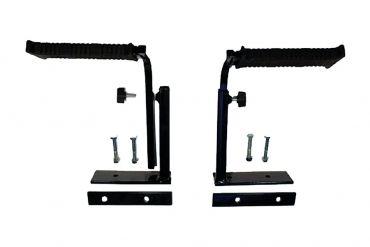 Adjustable Passenger Foot Pegs ATV
