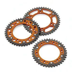 REAR SPROCKET 38T KTM KTM 450XC/SX, 505SX, 525XC
