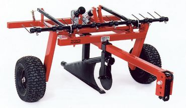 Lawn Irrigation Plow
