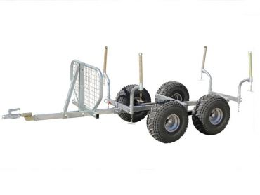 Timber trailer - 1000kg capacity