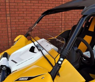 Direction 2 - Low Windshield Yamaha YXZ1000R