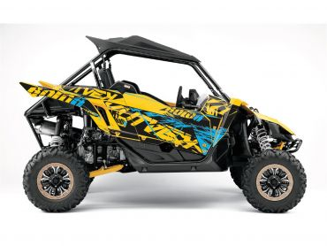 Graphic Kit - Yamaha YXZ1000R