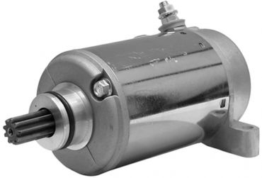 Starter motor YAMAHA YFM350F '96-99/YFM400 BIG BEAR '00-11/YFM400 KODIAK '99