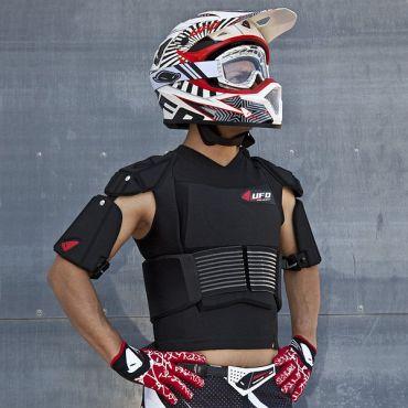 Cyborg UFO Vest with Kidney Belt