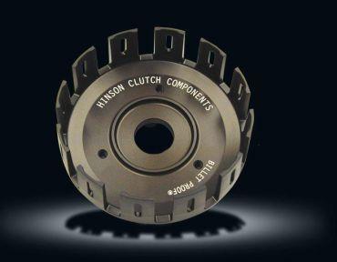 Hinson - Pressure plate  WR400F 98-99 YZ400F 98-00 YFM660R 2001-05