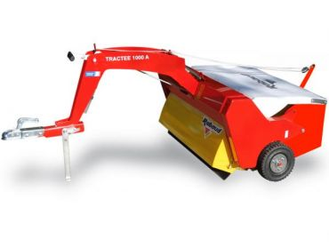 Collecting Sweeper - Rotary Broom