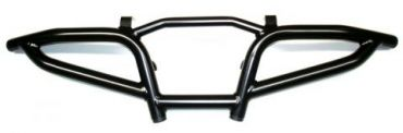 REAR BUMPER - YAMAHA GRIZZLY 550/700FI BLACK