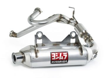 Yoshimura - Full System - Can-am Commander 1000