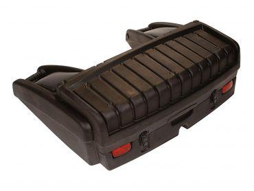 Kimpex 2 Upseat Rear Cargo Box ATV Black