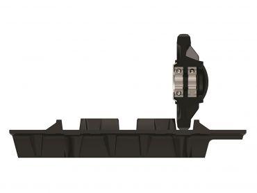 Kimpex Commander WSS4 Track System Polaris Ranger 06-15