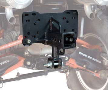 UNIVERSAL RECEIVER HITCH