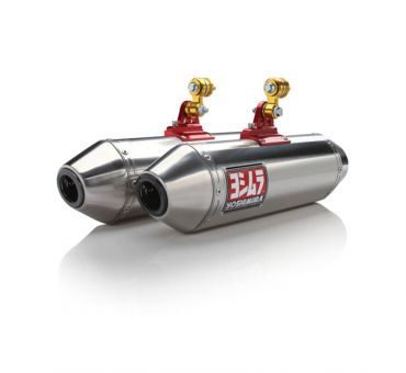 Yoshimura - Dual Muffler - Can-am Maverick 1000