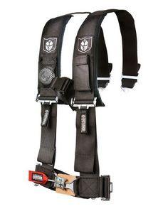 Pro Armor 3`` 5PT SEAT BELT HARNESS