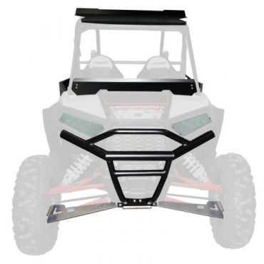 FRONT BUMPER BLACK - RZR Turbo 2017