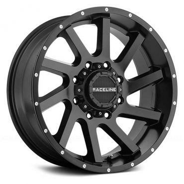 Raceline - TWIST Black 14""