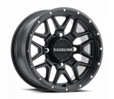 Raceline - SIMULATED BEADLOCK KRANK 14X7 4/156 ATV rim