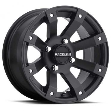 Raceline - SCORPION Black 12""