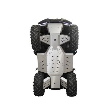 Skid plates full kit - CFMOTO