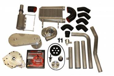 Hot Seat Performance Procharger Supercharger Kit - Polaris RZR 1000