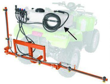 SpeedRack Rack-Mounted Sprayer