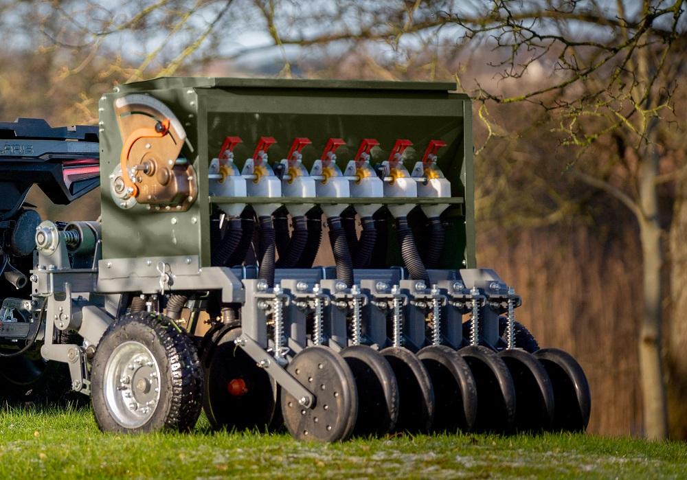 Seeder / Planting machine for ATV